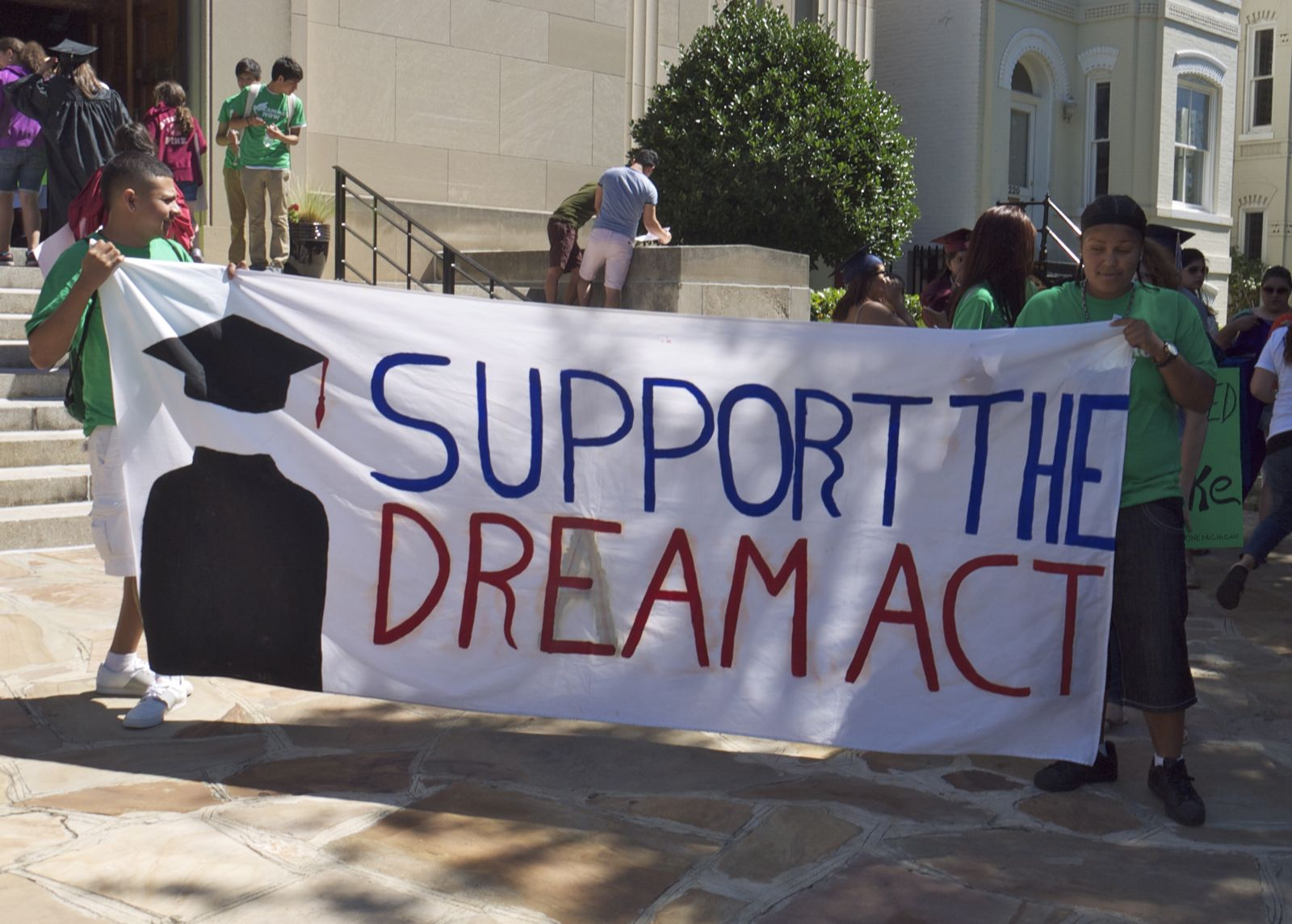 the dream act In january 2007, soon after a thumping in the midterm elections, president george w bush met with the new congressional leadership to talk about the agenda for his final two years in office and his hopes for a breakthrough on immigration.