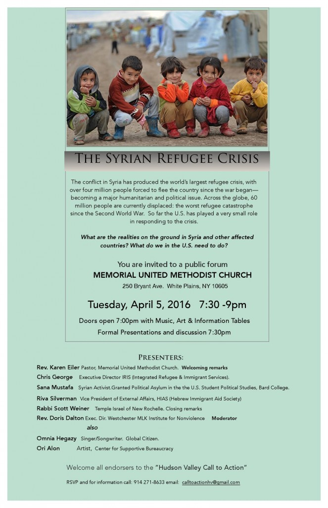 Syrian Refugee Forum
